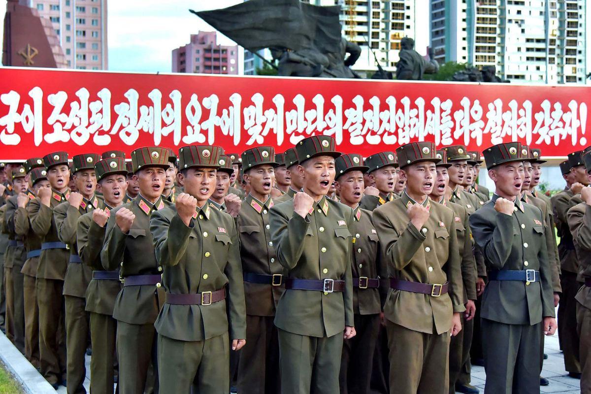 WTF, North Korea?!