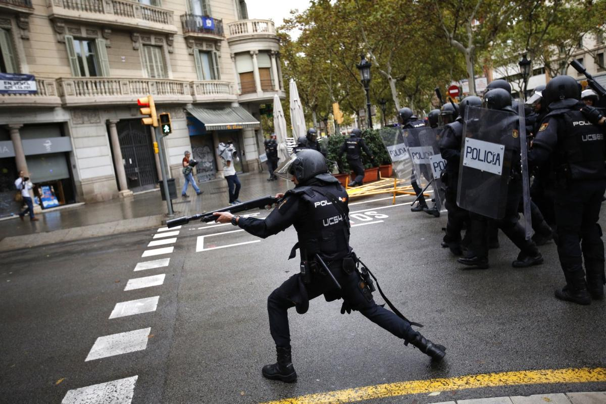 Spain and CataloniaExplained